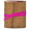Cowgirl One of a Kind Handmade Leather Journal
