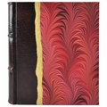 Crimson Feather Handmade Photo Album