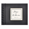 Custom Personalized Small Photo Album - Calligraphy