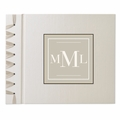 Custom Personalized Small Photo Album Champagne