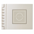 Custom Personalized Small Photo Album - Laurel Wreath