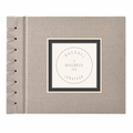 Custom Personalized Small Photo Album - Postmark