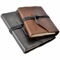 Dante Refillable Leather Journal