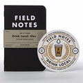 Field Notes Drink Local 3 Pack - Ales