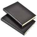 Harborview Leather Bound Journal - Black