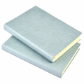 Harborview Leather Bound Journal - Sky