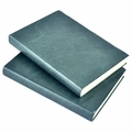 Harborview Leather Bound Journal - Spruce