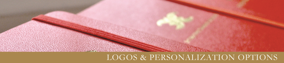 Embossing & Logo Options