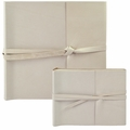 Islander Leather Photo Album Ivory