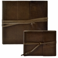 Islander Leather Photo Album Mocha