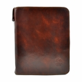 Italian Leather Writing Portfolio Small