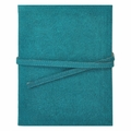 Kalanti Handmade Paper Journal Aqua