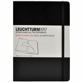 Leuchtturm 1917 Academy Notepad Large Plain Pages