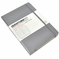 Leuchtturm 1917 Large Ruled Notebook Anthracite