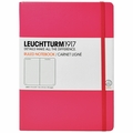 Leuchtturm 1917 Large Ruled Notebook Berry