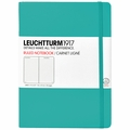 Leuchtturm 1917 Large Ruled Notebook Emerald