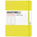 Leuchtturm 1917 Large Ruled Notebook Lemon