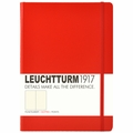 Leuchtturm 1917 Master Notebook Dotted Red