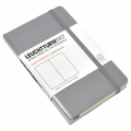Leuchtturm 1917 Pocket Notebook Plain Anthracite