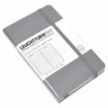 Leuchtturm 1917 Pocket Ruled Notebook Anthracite