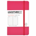 Leuchtturm 1917 Pocket Ruled Notebook Berry