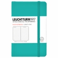 Leuchtturm 1917 Pocket Ruled Notebook Emerald