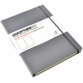Leuchtturm 1917 Slim Master Notebook Plain Anthracite