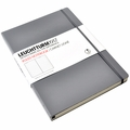 Leuchtturm 1917 Slim Master Notebook Ruled Anthracite
