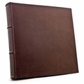 Memoria 18 x 18 Luxury Leather Photo Album