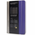 Moleskine Professional Notebook Brilliant Violet