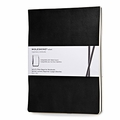 Moleskine Tablet Cover Notebook Refill Black