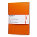 Moleskine Tablet Cover Notebook Refill Cadmium Orange