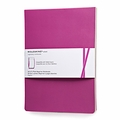 Moleskine Tablet Cover Notebook Refill Magenta
