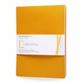 Moleskine Tablet Cover Notebook Refill Orange Yellow