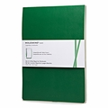 Moleskine Tablet Cover Notebook Refill Oxide Green