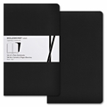 Moleskine Volant Plain Notebook Large Black