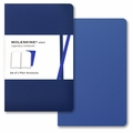Moleskine Volant Plain Notebook Pocket Blue