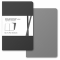 Moleskine Volant Plain Notebook Pocket Grey