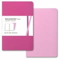 Moleskine Volant Plain Notebook Pocket Pink
