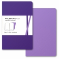 Moleskine Volant Plain Notebook Pocket Purple