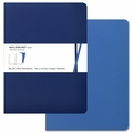 Moleskine Volant Plain Notebook X Large Blue