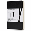 Moleskine Volant Plain Notebook X Small Black