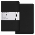 Moleskine Volant Ruled Notebook Large Black