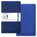 Moleskine Volant Ruled Notebook Large Blue