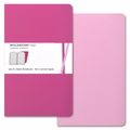 Moleskine Volant Ruled Notebook Large Pink