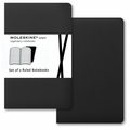 Moleskine Volant Ruled Notebook Pocket Black