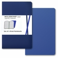 Moleskine Volant Ruled Notebook Pocket Blue