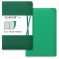 Moleskine Volant Ruled Notebook Pocket Emerald Green