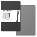 Moleskine Volant Ruled Notebook Pocket Grey