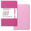 Moleskine Volant Ruled Notebook Pocket Pink